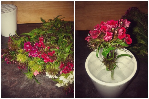 Select Flowers and Cut To Size